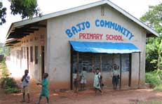 Picture of a Primary School in Bajjo-Bombo