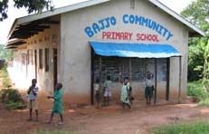 Primary School in Bajjo-Bombo
