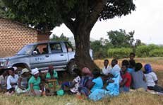 Parents Group Project in Muzinda